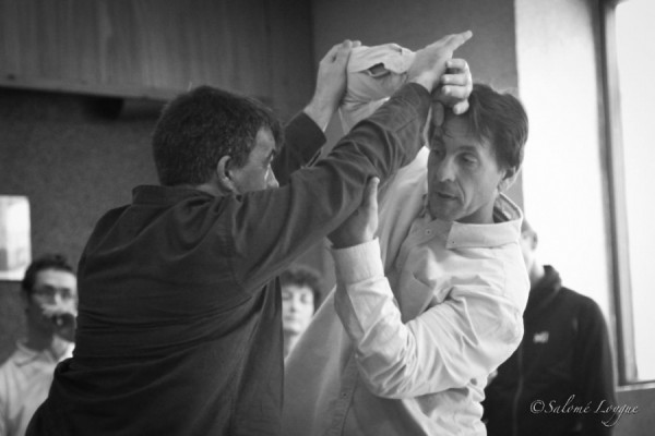 Stage intensif de 'mains collantes' Taïchi et kungfu  le 28 Février