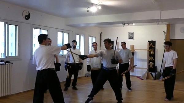 Lishan Kuntao : Nouvelle vidéo :La partie Eskrima…