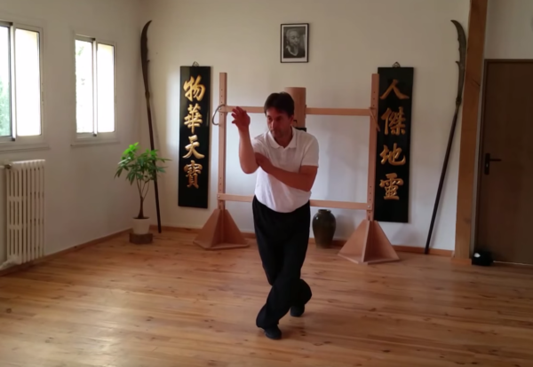 A voir ou à revoir : La forme rapide du Maître Huang… San Feng Quai Quan