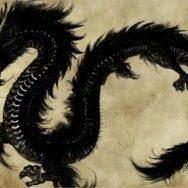 Dragons-chinois-24-x-36-polegada-art-silk-affiche-décoration-murale