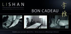 BONS CADEAUX TUINA Verso