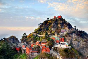 Traditional-Ancient-Chinese-Architecture-Ancient-Buildings-Complex-at-Wudang-Mountains-china