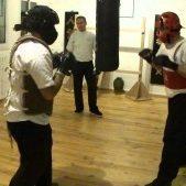 Video thumbnail for youtube video Cahier technique kungfu : Assauts libres souples... - LISHAN - KUNTAO - TAICHI - QIGONG - CAEN