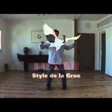 Le style de la grue… Vidéo…